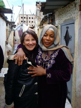 Hospitality to nourish hope  in Sidi Moumen, Casablanca