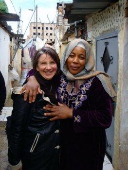 Hospitality to nourish hope  in Sidi Moumen, Casablanca