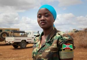 AMISOM deploys female peacekeepers in Somalia