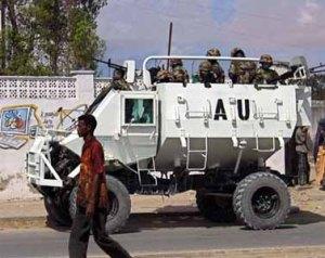 AMISOM-On-Patrol