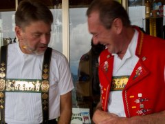 Local musicians of Appenzell